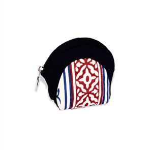 Knitpro  Knit Pro - Stitch Marker Pouch - Navy