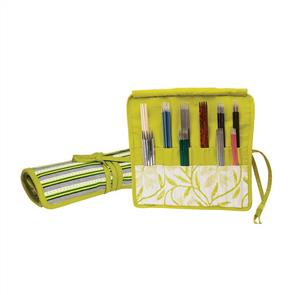 Knitpro  Knit Pro - Double Pointed Needle Case - Greenery