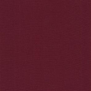 Robert Kaufman Kona Solids -1054 Burgundy