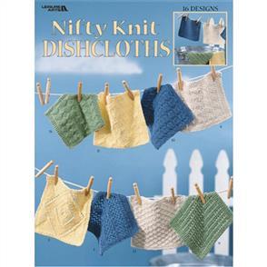 Leisure Arts Nifty Knit Dishcloths