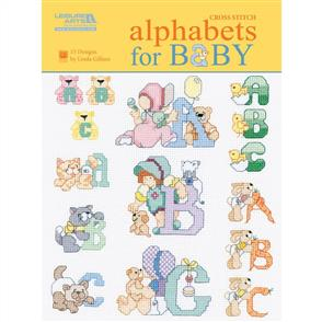 Leisure Arts Alphabets for Babies