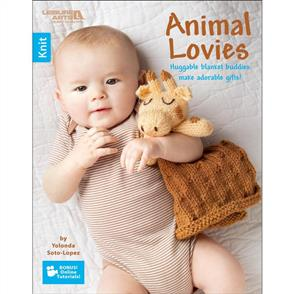 Leisure Arts Animal Lovies