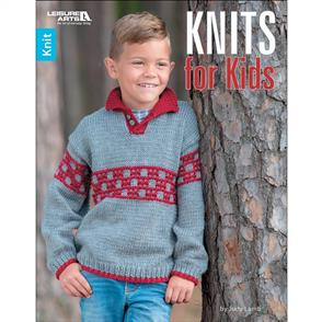 Leisure Arts  Knits For Kids