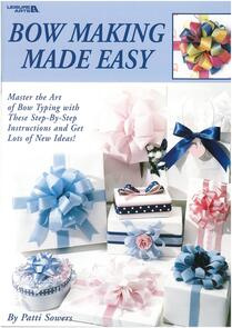 Leisure Arts  Bow Making Made Easy