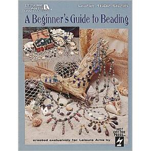 Leisure Arts  Beg Guide - Beading
