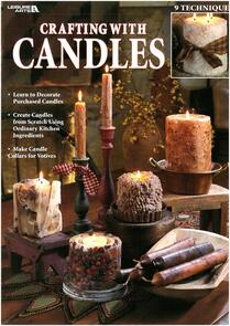 Leisure Arts  Crafting With Candles