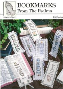 Leisure Arts  Bookmarks From The Psalms