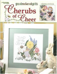 Leisure Arts  Cherubs Of Cheer