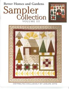 Leisure Arts  Better Homes and Gardening Sampler Collection III