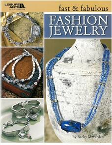 Leisure Arts  Fast & Fabulous Fashion Jewelry