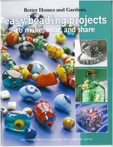 Leisure Arts  Easy Beading Projects