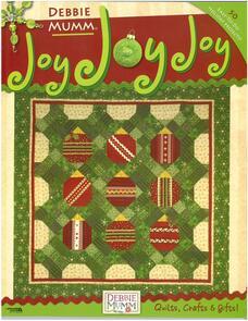 Leisure Arts  Debbie Mumm - Joy Joy Joy