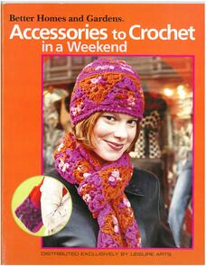 Leisure Arts  Accessories To Knit & Crochet