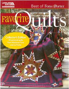 Leisure Arts  Fons & Porter : Favorite Quilts