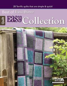 Leisure Arts  Best Of Fons & Porter : Easy Collection