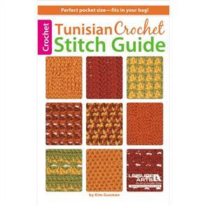 Leisure Arts Tunisian Crochet Stitch Guide
