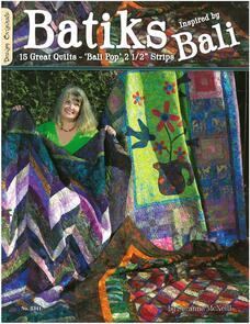 Leisure Arts  Batiks Inspired By Bali