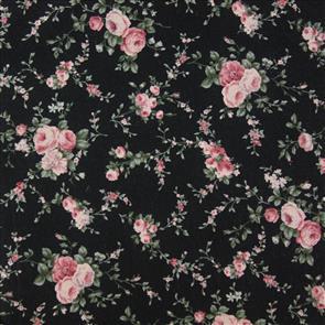 Lecien  Antique Rose - 31150 Black