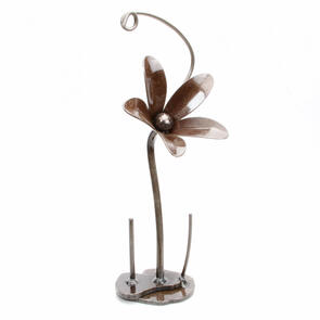 Paul's Metal Petals Coneflower Thread Holder
