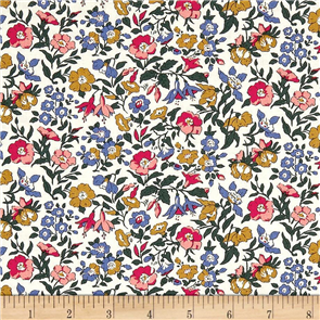 Liberty  Fabric - Mamie Pink
