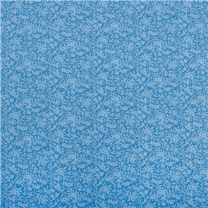 Liberty  Fabric - Daisy Shadow Cornflower Blue