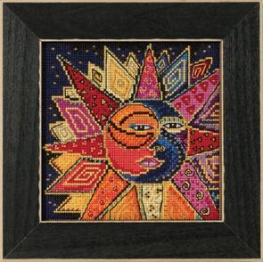 Mill Hill Laurel Burch Sun & Moon Dance