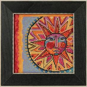 Mill Hill Laurel Burch Celestial Blue
