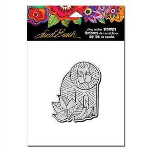 Laurel Burch  Rubber Stamps - Lion
