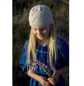Lisa F  Little Cupcakes LC20 Eloise Flower Hat