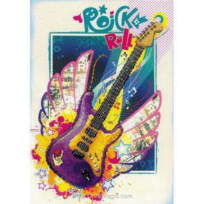 Riolis Rock 'n' Roll - Cross Stitch Kit