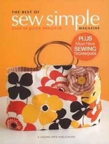 Leisure Arts  Best Of Sew Simple