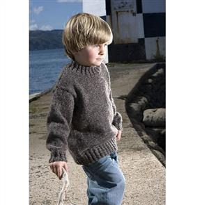 Lisa F  Little Cupcakes LF20 Cable Rib Sweater