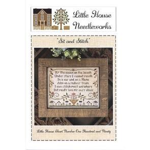 Little House Needleworks  Sit and Stitch
