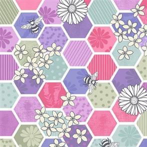 Lewis & Irene  - Bee Kind - 283 Purple