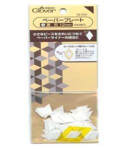 Clover  Paper Rhombus 100/pkt