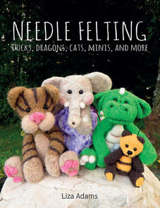 Bateman Books  Needle Felting - Ducks, Dragons, Cats, Minis, and more