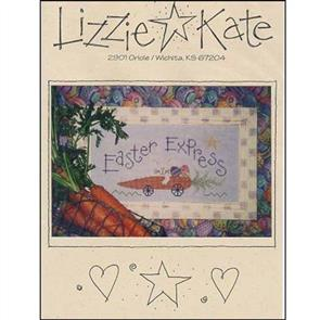 Lizzie Kate Cross Stitch Chart - Easter Express