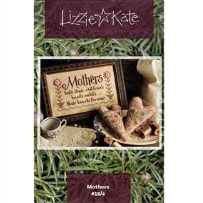 Lizzie Kate Cross Stitch Chart - Mothers