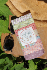 Hatched & Patched  Little Bird Sunglasses Case