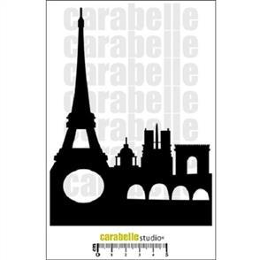 Carabelle Mask - Paris, Eiffel Tower