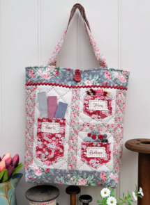 The Rivendale Collection  by Sally Giblin - Mabel's Sewing Bag