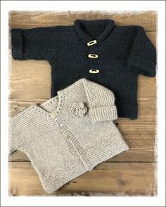 The Kiwi Stitch & Knit Co  Maddison Cardigan & Jacket 5ply
