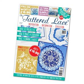 Tattered Lace  Magazine - Issue 38