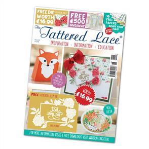 Tattered Lace  Magazine - Issue 46