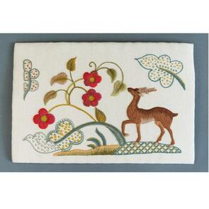 The Crewel Work Company Jacobean Stag Kit