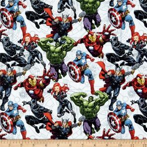 Nutex  Marvel - Avengers Unite