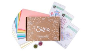 Sizzix May - Up, Up and Away Craft Box