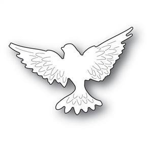 Memory Box  Winged Dove - Die