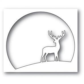 Memory Box  Watching Deer Circle - Die