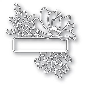 Memory Box  Die - Antique Garden Label